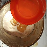 酥的掉渣白糖酥饼的做法图解2