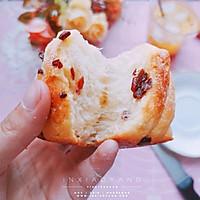 蔓越莓手撕面包 迷你六寸的做法图解17