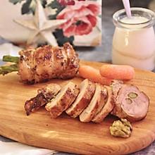 减脂蔬菜鸡肉卷