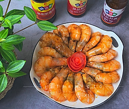 """#美食说出""""新年好""""#蒜香花开富贵虾的做法"""