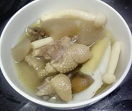 老鹅汤的做法