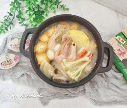 全家福砂锅煲~0添加汤汁,做美味食材!的做法