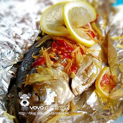 剁椒烤鲮鲫鱼