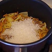 冬日里的快手饭——羊肉咖喱焖饭的做法图解4