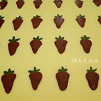 史上最详细彩绘毛巾卷-蔓越莓奶油彩绘毛巾卷#最萌缤纷儿童节#的做法图解31