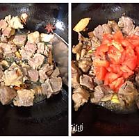 土豆炖牛肉的做法图解4