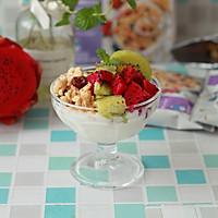 酸奶燕麦脆水果杯的做法图解6