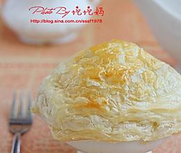 酥皮奶油鲍鱼浓汤 的做法