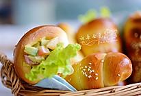 海螺面包盏#一机多用,一席饪选#的做法