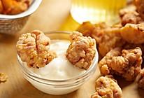 【鸡米花】自家炸鸡米花,香脆爆汁更安心!的做法