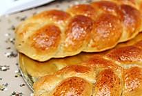 烫种冲绳黑糖面包的做法