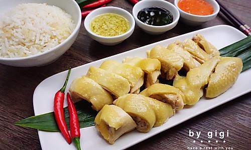 海南雞飯的做法