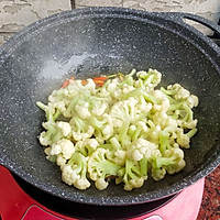 #洗手作羹汤#家常花菜的做法图解7
