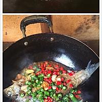 红烧鳊鱼的做法图解4