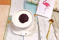 酸奶紫米露#花10分钟,做一道菜!#的做法