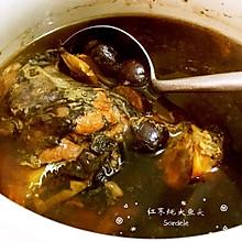 红枣炖大鱼头