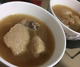 猴头菇汤的做法