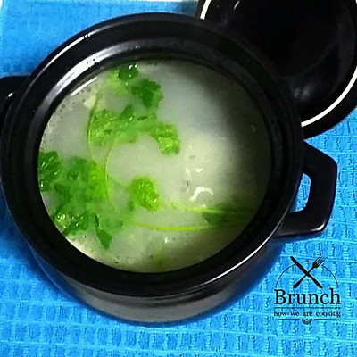 鱼汤(草鱼)