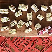 手工牛轧糖---新春佳节甜蜜的伴手礼