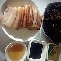 梅菜扣肉的做法图解9