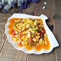 番茄玉米丁的做法图解12