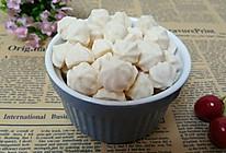 最受小朋友欢迎的溶豆零食,这个配方一次成功!的做法