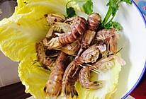 清煮濑尿虾的做法