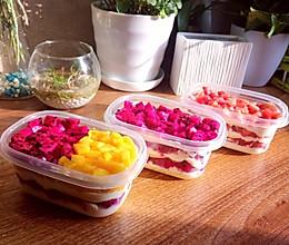 水果千层盒的做法