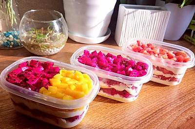 水果千层盒