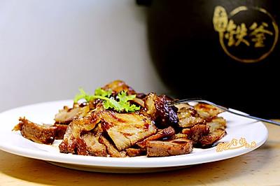电饭煲叉烧肉#铁釜烧饭就是香#