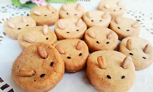 全麦兔子饼干——萌萌治愈系的做法