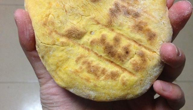 南瓜脆皮饼的做法