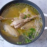#父亲节,给老爸做道菜#香菇土鸡汤的做法图解9