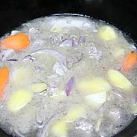咖喱土豆炖牛肉的做法图解7