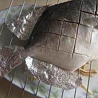 #一人一道拿手菜#烤金鲳鱼的做法图解11