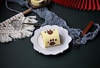 猫爪蛋糕卷#全电厨王料理挑战赛热力开战!#的做法
