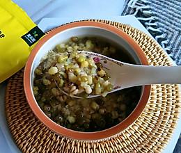 #爱乐甜夏日轻脂甜蜜#薏仁绿豆汤的做法