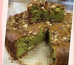 8寸超弹性戚风蛋糕(附蜜豆做法)的做法