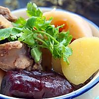 猪尾骨莲藕汤的做法图解13