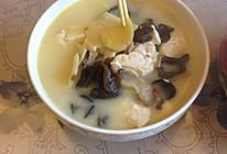 蚌肉冬笋豆腐汤的做法