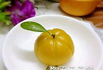 可爱造型南瓜饼的做法