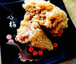 (家庭版)肉粽子的做法