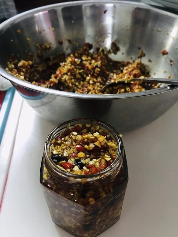 超简单又好下饭的-蒜蓉辣椒酱的做法