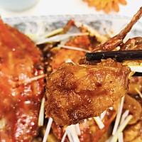 香辣梭子蟹烩年糕的做法图解27
