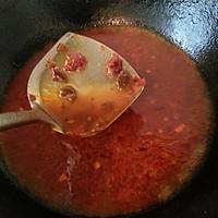 """""""水煮肉片""""(或""""水煮海鲜"""")的N种美味组合:四季水煮肉片的做法图解5"""