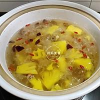#春季减肥,边吃边瘦#  菠萝薏米银耳汤的做法图解7