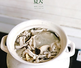 素菌汤的做法