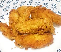 南姜炸鸡翅的做法