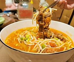 金针菇肥牛-简单原味汤都不剩的做法