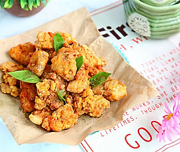 台湾盐酥鸡的做法